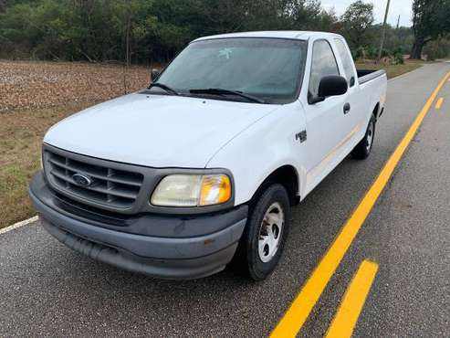 2003 FORD F150 for sale in Columbiana, AL
