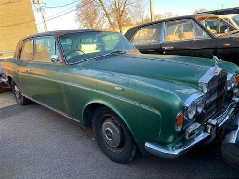 1967 Rolls-Royce Silver Shadow for sale in Cadillac, MI