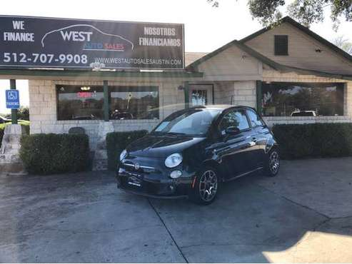 2013 Fiat 500 Sport Hatchback for sale in Austin, TX
