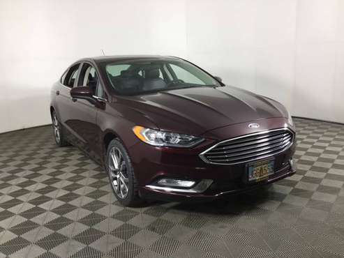 2017 Ford Fusion Burgundy Velvet Metallic Tinted Clearcoat - cars &... for sale in Anchorage, AK