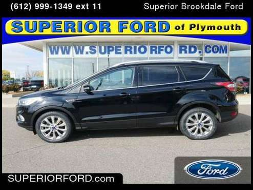 2017 Ford Escape Titanium for sale in Plymouth, MN