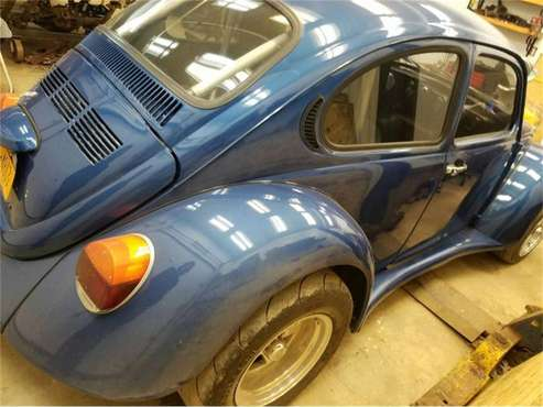 1977 Volkswagen Beetle for sale in Cadillac, MI
