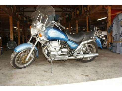 1998 Moto Guzzi Motorcycle for sale in Effingham, IL
