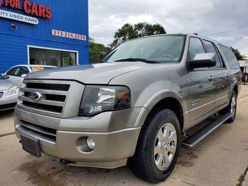 2008 Ford Expedition EL Limited 4x4 4dr SUV - BEST CASH PRICES AROUND! for sale in Warren, MI