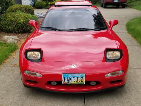 1993 Mazda RX-7 for sale in Akron, OH