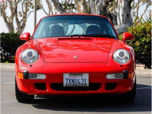 1997 Porsche 911 Carrera 4S for sale in Marina Del Rey, CA