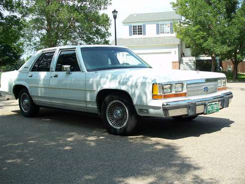 1989 Ford Crown Victoria for sale in Longmont, CO