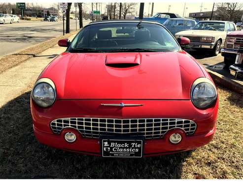 2005 Ford Thunderbird for sale in Stratford, NJ