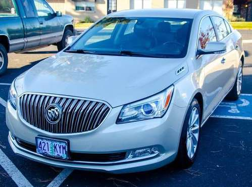 2014 Buick LaCrosse 4dr Sdn Leather FWD Sedan for sale in Bend, OR