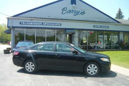 2011 Toyota Camry 4dr Sdn I4 Auto for sale in south burlington, VT