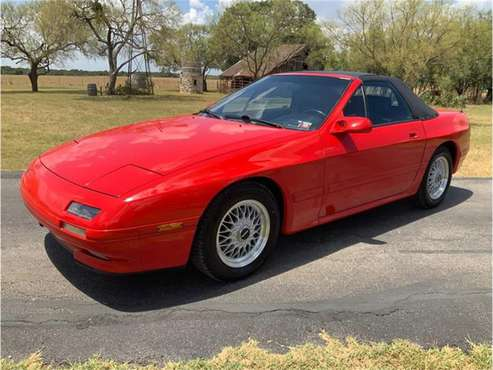1991 Mazda RX-7 for sale in Fredericksburg, TX