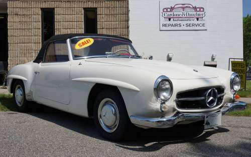 1959 Mercedes-Benz 190SL for sale in Old Saybrook , CT