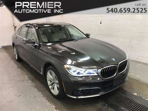 2016 BMW 7 SERIES 750i xDrive ****We Finance! **** for sale in Dumfries, VA