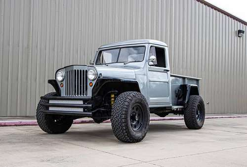 1950 WILLYS JEEP TRUCK for sale in Tomball, WV