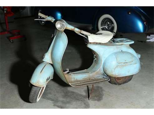 1961 Vespa Scooter for sale in Cadillac, MI
