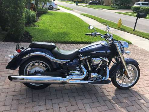 Motorcycle 2014 Yamaha Roadliner S 1900cc for sale in Naples, FL