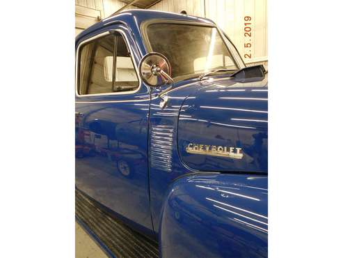 1952 Chevrolet 3100 for sale in Ames, IA