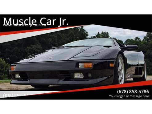 1998 Lamborghini Diablo for sale in Alpharetta, GA
