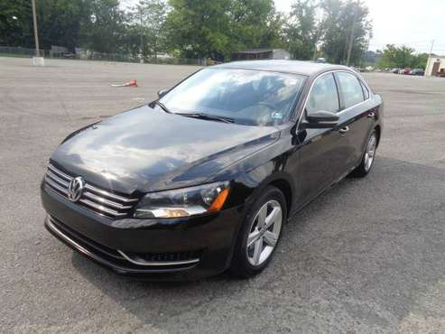 2015 Volkswagen Passat SE, Leather, 96,000 Miles Good On Fuel for sale in Waynesboro pa, MD