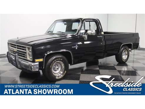 1986 Chevrolet C10 for sale in Lithia Springs, GA