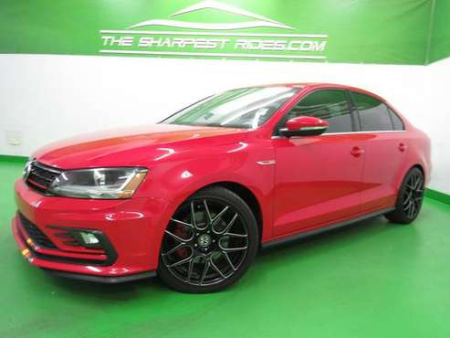 2017 Volkswagen Jetta VW 2.0T GLI*leather*moon roof*back up cam!... for sale in Englewood, CO