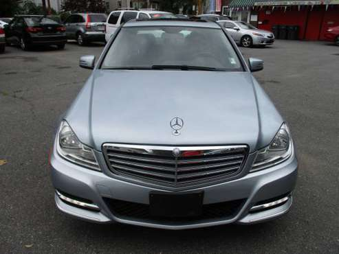 2013 Mercedes C300 luxury ( navigation , back camera, low miles 54k for sale in Haverhill, MA