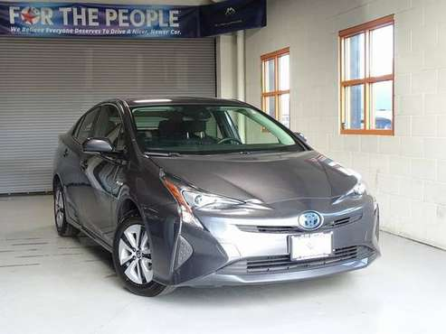 2018 Toyota Prius Four !!Bad Credit, No Credit? NO PROBLEM!! for sale in WAUKEGAN, IL