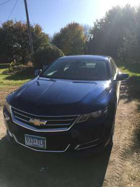 2014 CHEVY IMPALA for sale in Granite Falls, MN