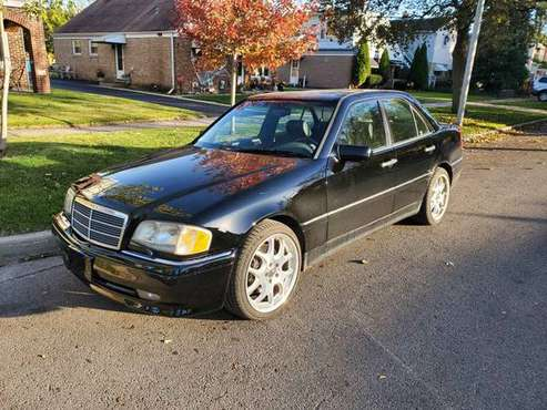 1996 Mercedes C36 AMG Very rare for sale in Melrose Park, IL
