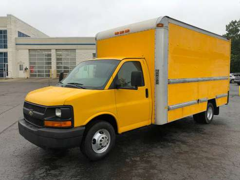 2007 Chevy Express G3500! Cutaway Van! Ready to Work!! for sale in Ortonville, MI