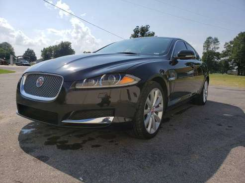 2014 Jaguar XF AWD for sale in HOLCOMB, MO