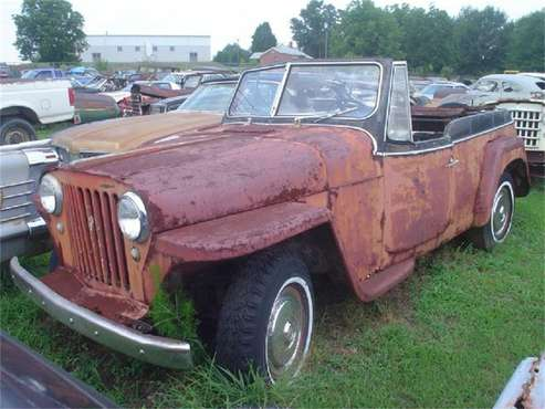 1949 Willys Jeep for sale in Gray Court, SC