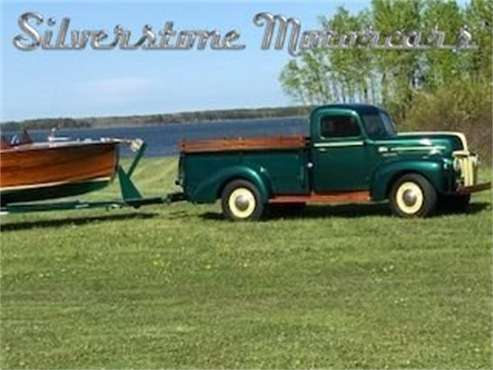 1946 Ford F1 for sale in North Andover, MA