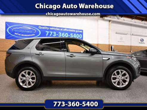 2016 Land Rover Discovery Sport AWD 4dr HSE for sale in Chicago, IL