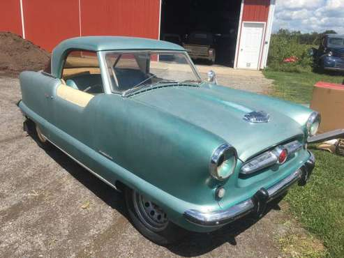 1954 Nash Metropolitan for sale in WAYNESBURG, OH