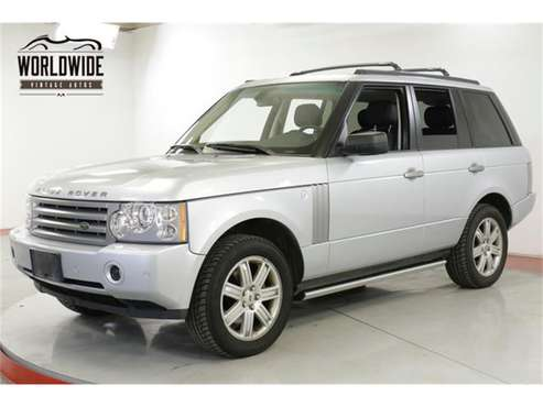 2008 Land Rover Range Rover for sale in Denver , CO