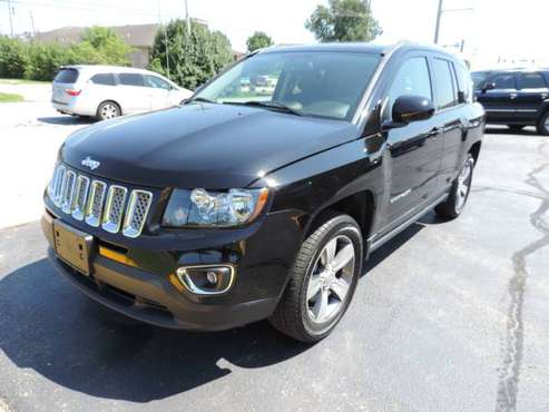 2016 Jeep Compass High Altitude 4x4 for sale in Bentonville, MO