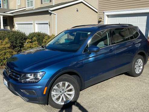 2019 VW Tiguan SE 4motion AWD - cars & trucks - by owner - vehicle... for sale in Vancouver, OR