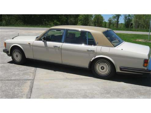 1988 Rolls-Royce Silver Spur for sale in Cadillac, MI