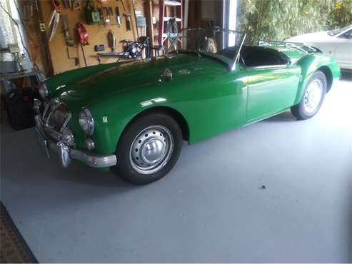 1962 MG MGA MK II for sale in Jacksonville, FL