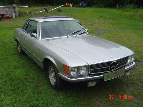 1973 Mercedes-Benz 450SL for sale in Halfmoon, NY