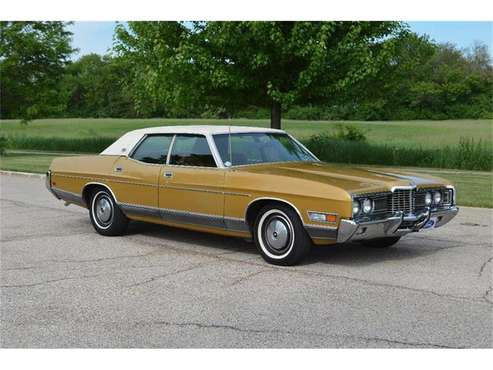 1972 Ford LTD for sale in Carey, IL