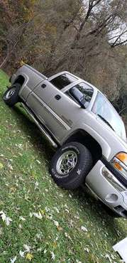 2005 GMC 2500 DURAMAX for sale in Andover, NY