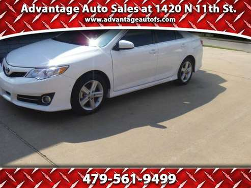 2012 Toyota CAMRY/SE/L for sale in fort smith, AR