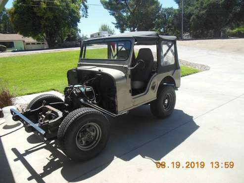 1960 Willys Jeep CJ5 for sale in Atascadero, CA