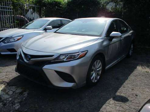 ✔️👍2019 TOYOTA CAMRY LE Bad Credit Ok BUY HERE PAY HERE - cars &... for sale in Detroit, MI