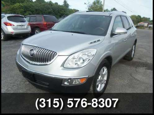 2010 Buick Enclave CXL w/1XL AWD 3rd row seat leather sunroof 102k AWD for sale in 100% Credit Approval as low as $500-$100, NY