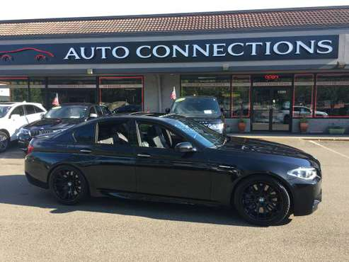 2015 BMW M5 w/Performance Pack Full Service + New Tires for sale in Bellevue, WA