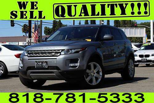 2015 LR RANGE ROVER EVOQUE PURE PLUS **$0 - $500 DOWN. *BAD CREDIT... for sale in Los Angeles, CA
