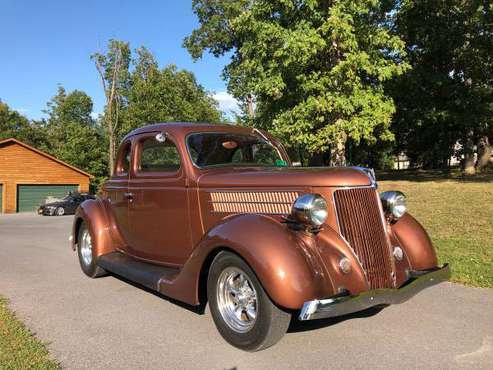 1936 Ford Coupe, all steel, 350, auto, fresh build, Stunning! for sale in Winchester, District Of Columbia